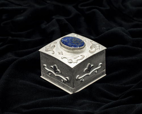 Grandma's Jewelry Box