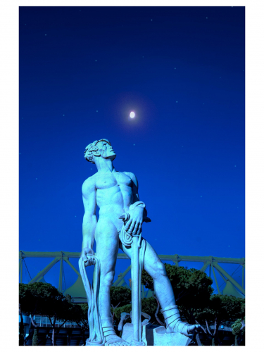 Brandon Johnson - Lost in the Night Sky
