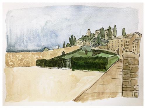 Camille Gatapia - Assisi