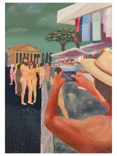 Camille Gatapia - Tourists prt3