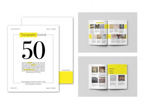 Caroline Fiedler - Type Journal
