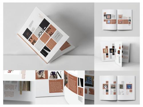 Casey Guthals - Type Journal