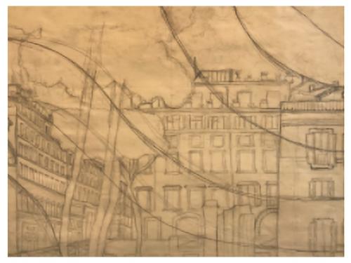 Darya Geary - Triptych Drawing prt2
