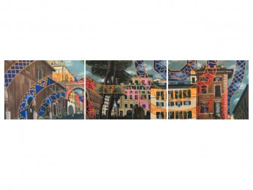 Darya Geary - Triptych