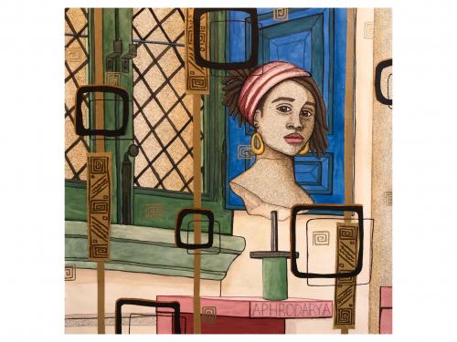 Darya Geary - Watercolor