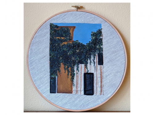 Kirsten Morford - Embroidery prt1