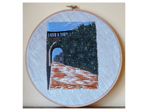 Kirsten Morford - Embroidery prt3