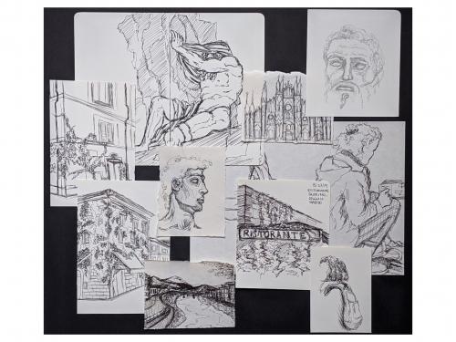 Kirsten Morford - Sketches prt1
