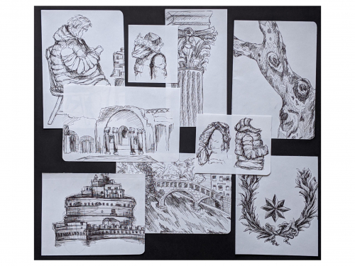 Kirsten Morford - Sketches prt2