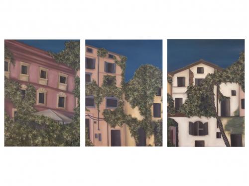 Kirsten Morford - Triptych