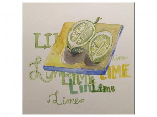Marissa Elsberry - Barberini Lime prt2