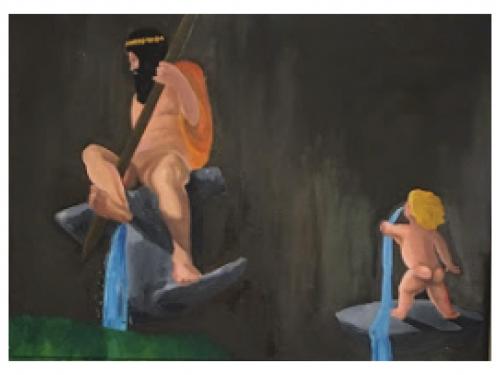 Marissa Elsberry - Triptych prt1