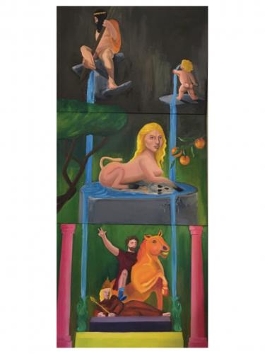 Marissa Elsberry - Triptych