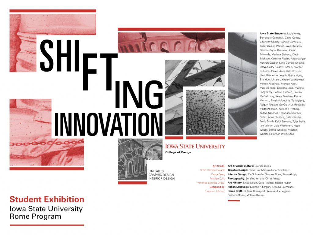 Shifting Innovation